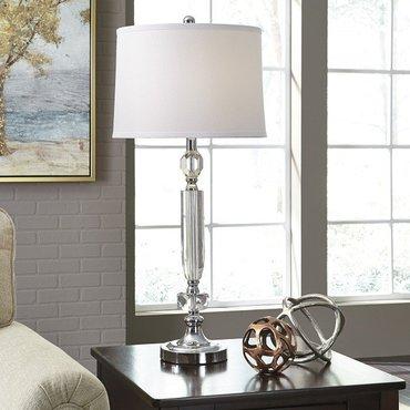 Настольная лампа L428014