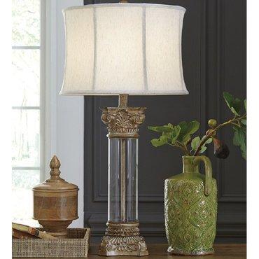 Настольная лампа L430404