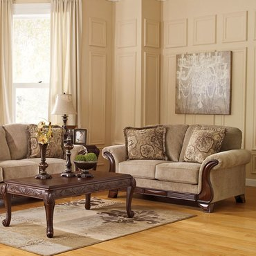 Двухместный диван Lanett 4490035