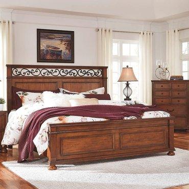 Кровать queen Lazzene B529-54-57-96