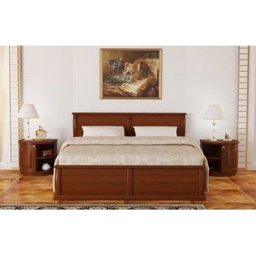 Деревянная кровать Омега OBL-01