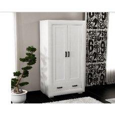 Шкаф 2-х дверный Магия чисел с ящиками