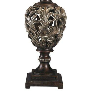 Настольная лампа с абажуром Deborah L302904