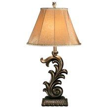 Настольная лампа с абажуром Eliza L347784