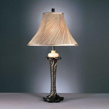 Настольная лампа с абажуром Erin L512434