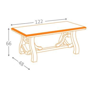 Журнальный столик Tanobay T046-1