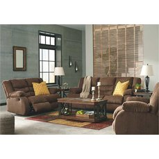 Комплект мягкой мебели Tulen коричневый