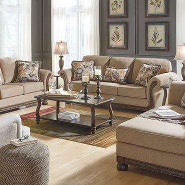 Комплект мягкой мебели 49601