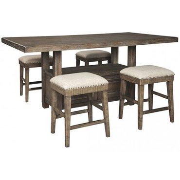 Барный стол со стульями D813-32-024