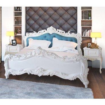 Деревянная кровать Элизабет