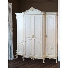 Шкаф 4-х дверный Элизабет