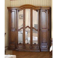 Шкаф 5-и дверный Элока