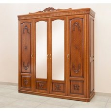 Шкаф 4-х дверный Флоренция