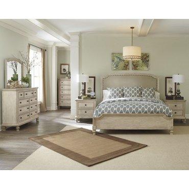 Деревянная кровать Demarlos B693-74-77-96
