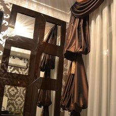 Портьеры для гостиной 17